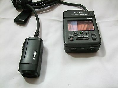 Sony Hxr-Mc1P Splashproof Minicam Full Hd Point-Of-View Camcorder Outfit (Pal)