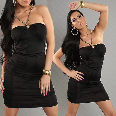 Sexy Top Women Clubbing Mini Dress Sexy Ladies Party Wear Blouse Size 6 8 10 12