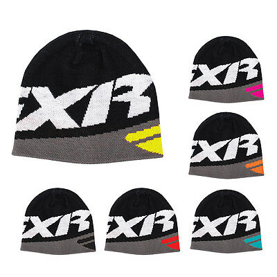 2017 FXR Team Beanie Soft Knit Winter Hat One Size Fits Most