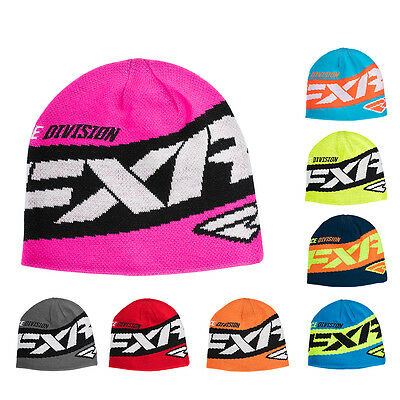 2017 FXR Podium Beanie Soft Knit Winter Hat One Size Fits Most