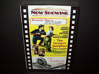The Farmer's Daughter - DVD  1947 Loretta Young, Joseph Cotten, Ethel Barrymore