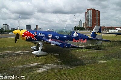 24% Scale Extra 300L Aerobatic - 3D Rc Model Airplane Plans