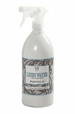 Le Blanc Portfolio Linen Water Air Room Home Fragrance Scented Spray 32 Oz