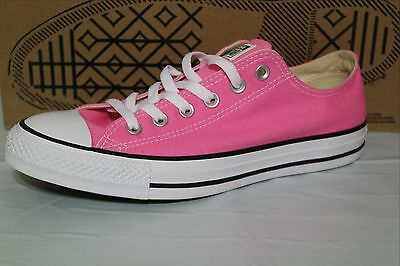 f62b2508ca42 CONVERSE CHUCK TAYLOR All Star Low Top Unisex Shoe. Pink white ...