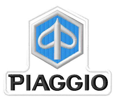 Piaggio NGR Beverly Fly MP3 XB X9 500 ecusson brodé patche Thermocollant patch