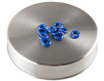1.9x4.9mm  o-ring 10 pack | hardness 70 | Blue oring by Flasc Paintball