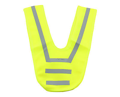 NEON Safety collar High visibility Vest Reflector Signal