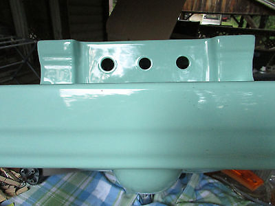 Vintage Standard Jadeite Porcelain Ceramic Bathroom Wall Sink ART DECO LINES