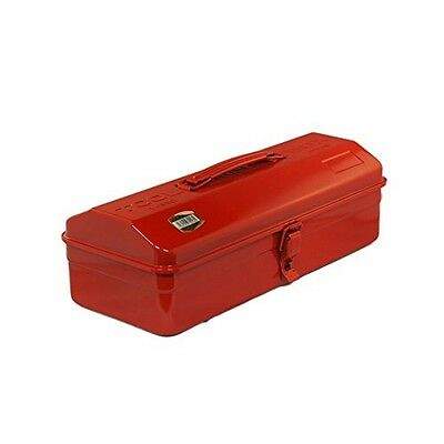 TRUSCO Red Hip Roof Tool Box JAPAN