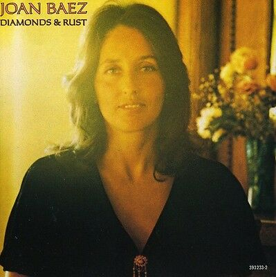 Joan Baez - Diamonds & Rust [New CD] UK - Import