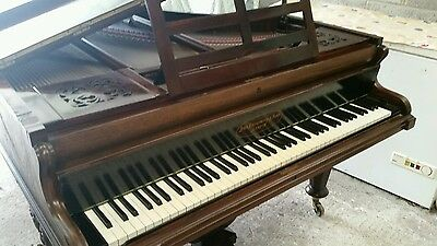 Broadwood & Sons Semi Grand Piano