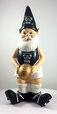Geelong Cats AFL Limited Edition 10 Year Anniversary Garden Gnome 2016
