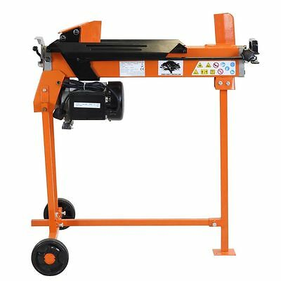 FOREST MASTER FM10T 7 Ton Electric LOG SPLITTER Hydraulic Wood Axe Timber Maul