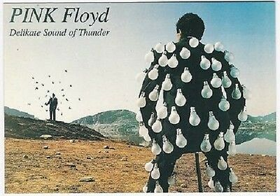 Carte Postale - Pink Floyd - Delicate Sound Of Thunder