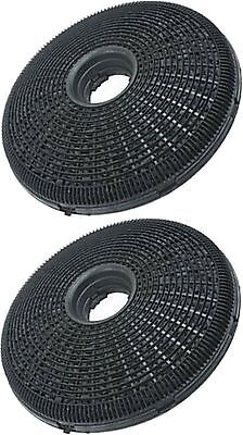 2x Charcoal Carbon Cooker Extractor Fan Hood Filters For Bosch Neff Siemens 5002