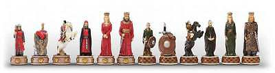 Collectible Chess Sets -  (Use Mpn Dropbox Below To View All Variations)