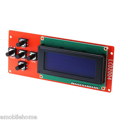 Anet LCD2004 LCD Display Blue Screen Controller for RepRap Ramps 1.4.