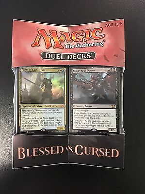 Magic The Gathering - DUEL DECK ENG - Blessed vs. Cursed