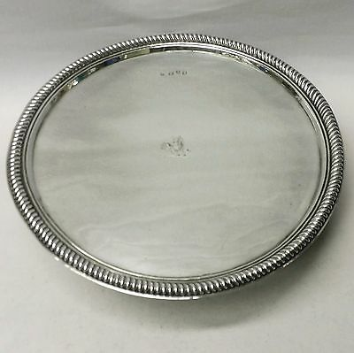 Antique Queen Anne Silver Tazza  Made by JOHN DOWNES 1702. Stock ID 8688