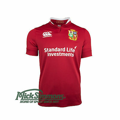 British and Irish Lions 2017 Men's Pro Rugby Jersey