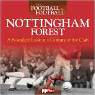 When Football Was Football: Nottingham Forest, New, Ivan Ponting Book