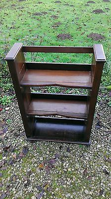 Vintage  Oak  Shelf Unit / Bookcase