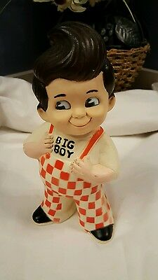 Vintage Bob's Big Boy Bank 9 Inches