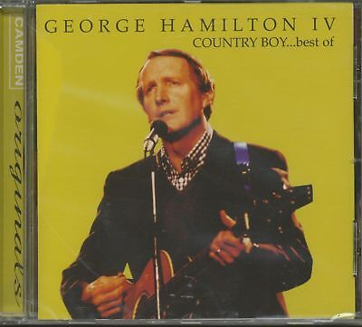 George Hamilton IV - Country Boy - Best Of (CD) - Classic Country Artists