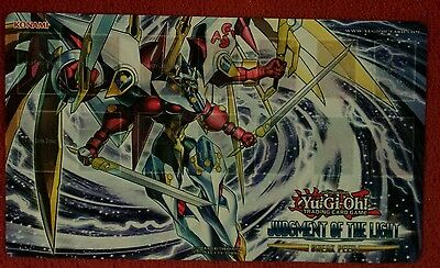 Yu-Gi-Oh Judgment of The Light Playmat