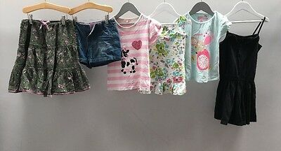 Girls Bundle Of Clothes. Age 5-6. Mini Boden, Young Dimension.  A3697