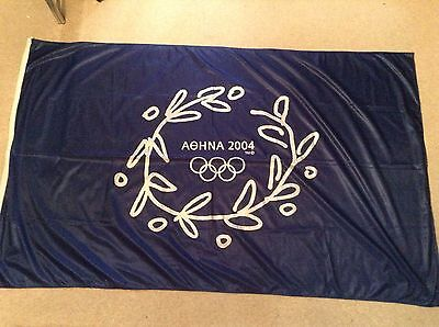 Athens 2004 Olympic Flag