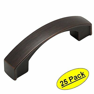 Cosmas 616-030ORB Oil Rubbed Bronze Modern Cabinet Hardware Arch Handle Pull - -