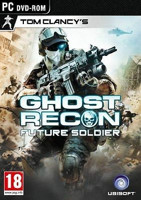 Ghost Recon : Future Soldier -Jeu PC DVD-ROM - NEUF