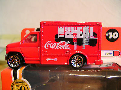 Matchbox Coca Cola: Ford Truck