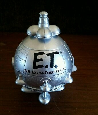 Vintage E.T.The Extra Terrestrial View Master Spaceship Shaped