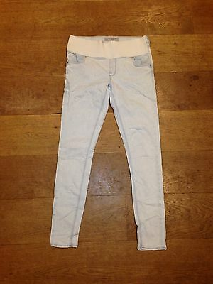 Topshop Skinny Leigh Maternity Jeans, Size 10 L32, RRP£38