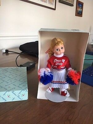 """Madame Alexander 8"""" Doll - WENDY'S SPECIAL CHEER - Class of 2000"""