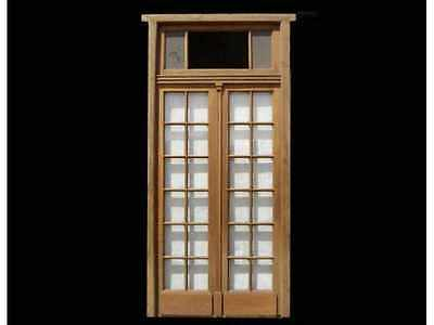 Antique French Door #A1145