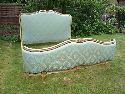 Antique/Vintage 5ft.[plus] french bed • £625.00