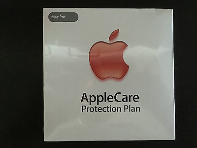 Applecare Mac Pro Sealed New Extra 2 Years Warranty Repairs & Tech Support