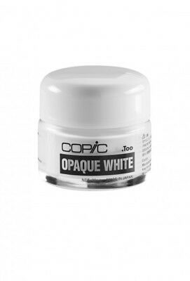 COPIC Opaque White - zum Aufhellen + Highlights