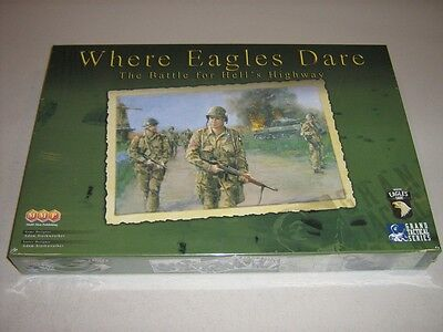 Where Eagles Dare: The Battle for Hell's Highway (New)