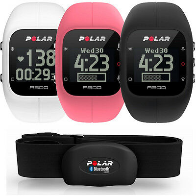 Polar A300 Fitness Running Gym Training Sports Watch With Heart Rate Monitor
