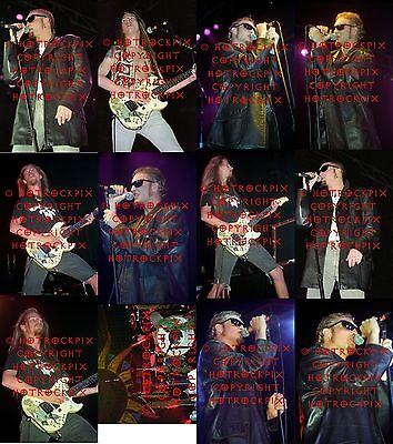 20 DIFFERENT 4X6 PHOTOS OF ALICE IN CHAINS IN CONCERT -SET No.1-