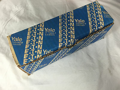NOS Vintage YALE 5307 Entrance Door Lock Brandywine Series