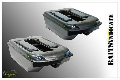CARP MADNESS XXL-Lipo baitboat Kit with High-performance battery