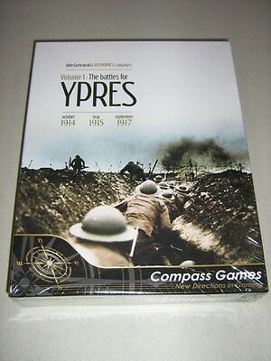 Red Poppies Campaigns: Volume 1: The Battles for Ypres (New)