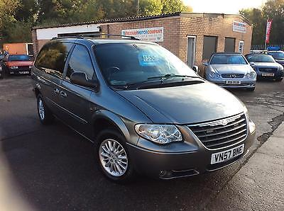 Chrysler Grand Voyager 2.8CRD auto LX 2008 7 SEATS