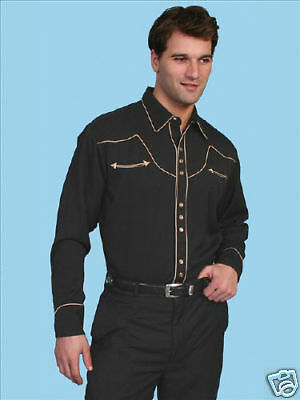 CAMICIA WESTERN -All Cowboy by Scully  ULTIMA!!!!!!!!!!!!!!!!