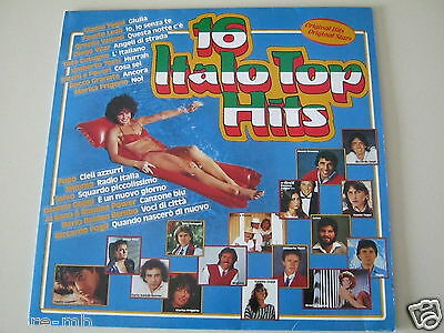 16 Italo Top Hits 40 842 7 SR international Original Stars Hits A-9310